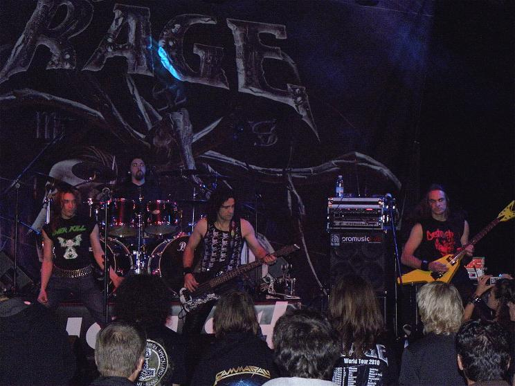 Ufo Bruneck - supporting Rage 63
