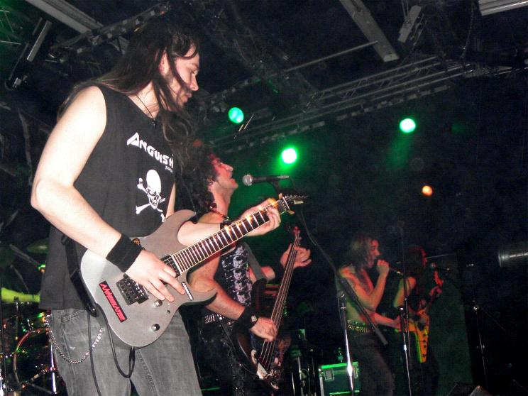 Ufo Bruneck - supporting Rage 66