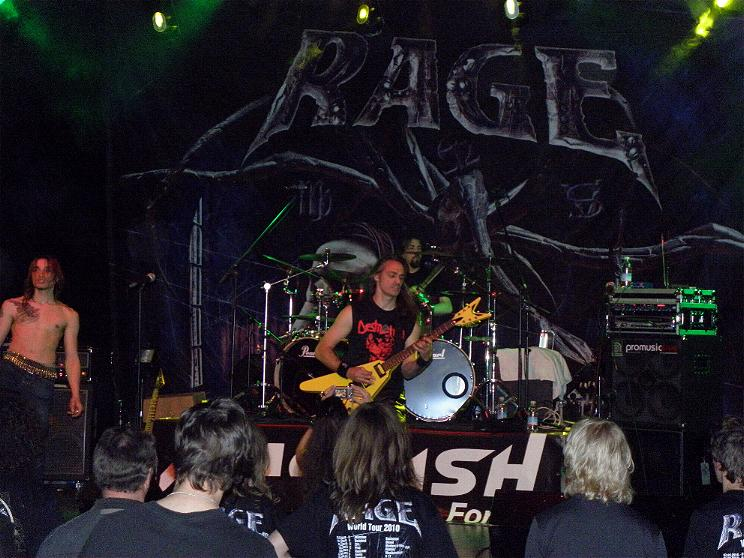 Ufo Bruneck - supporting Rage 37