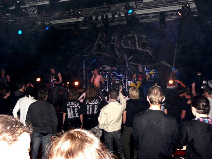 Ufo Bruneck - supporting Rage 38