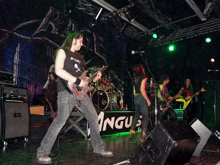 Ufo Bruneck - supporting Rage 45