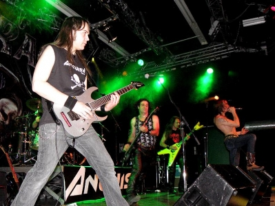 Ufo Bruneck - supporting Rage 13