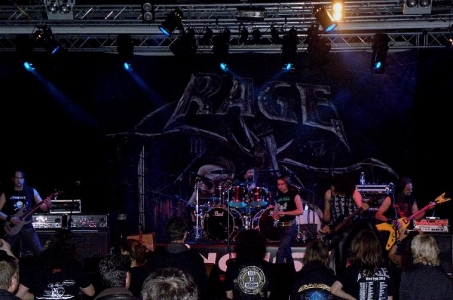 Ufo Bruneck - supporting Rage 16