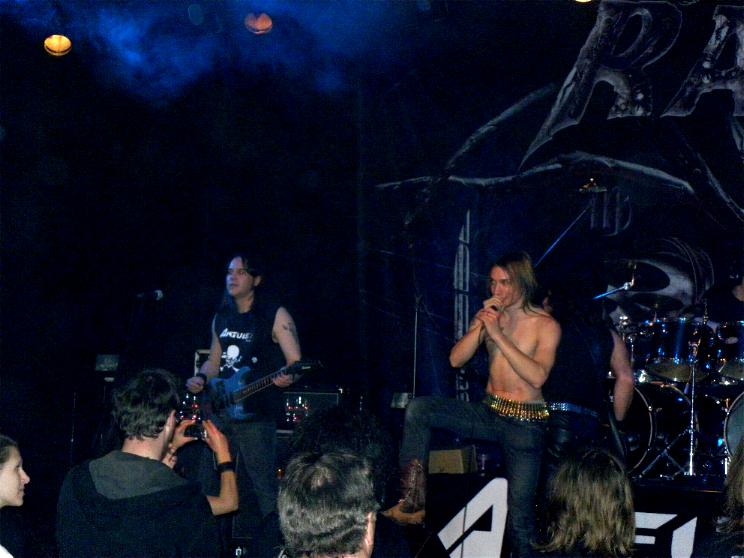 Ufo Bruneck - supporting Rage 51