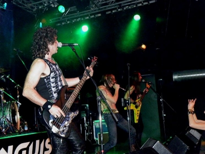 Ufo Bruneck - supporting Rage 23