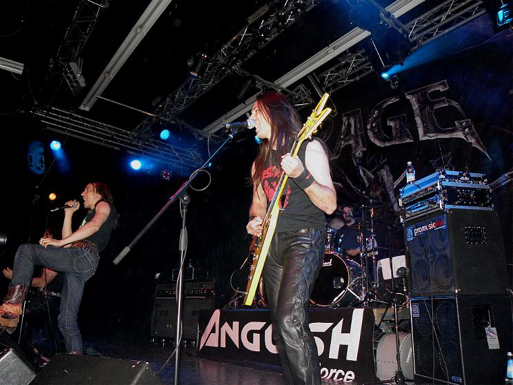Ufo Bruneck - supporting Rage 57