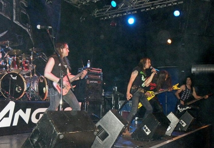 Ufo Bruneck - supporting Rage 25