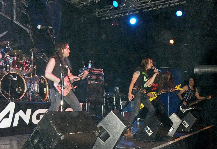 Ufo Bruneck - supporting Rage 58