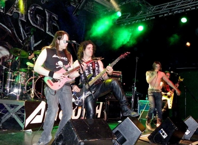 Ufo Bruneck - supporting Rage 28