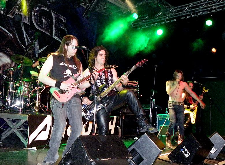 Ufo Bruneck - supporting Rage 61