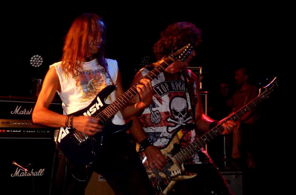 Supporting Sepultura 52