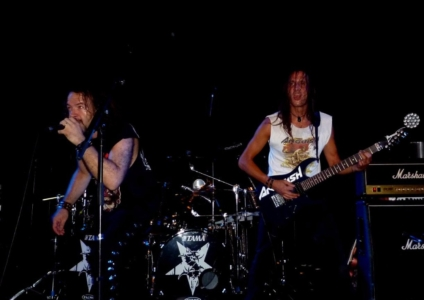 Supporting Sepultura 25