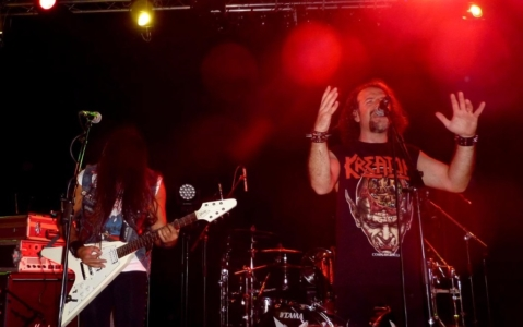 Supporting Sepultura 12