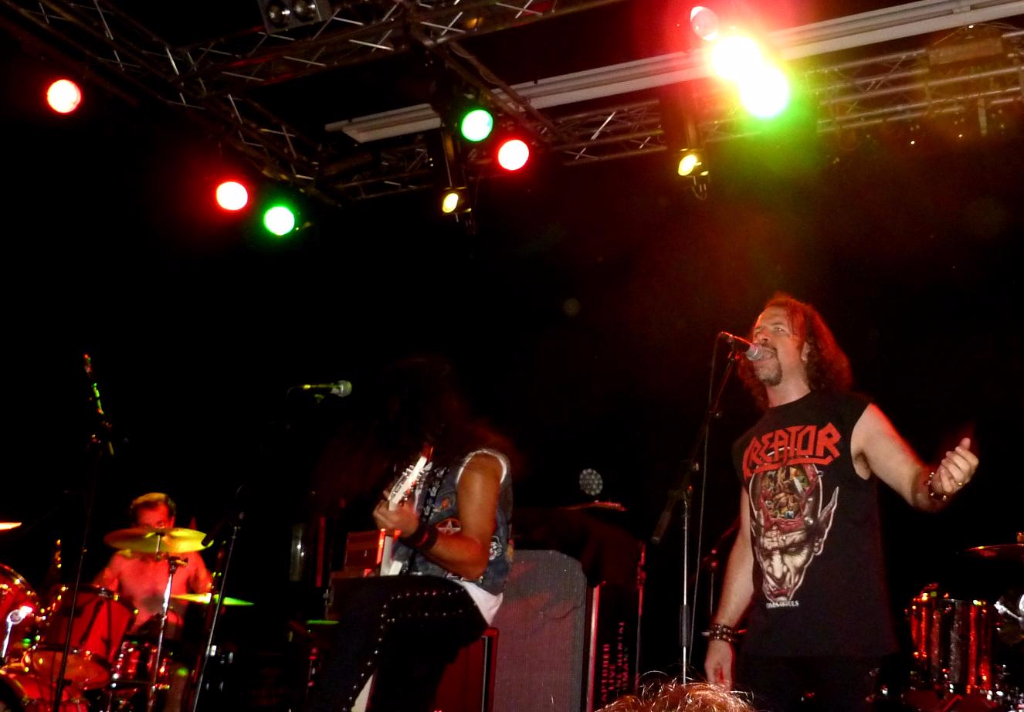 Supporting Sepultura 42