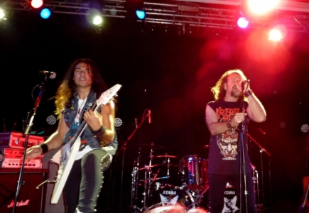 Supporting Sepultura 18