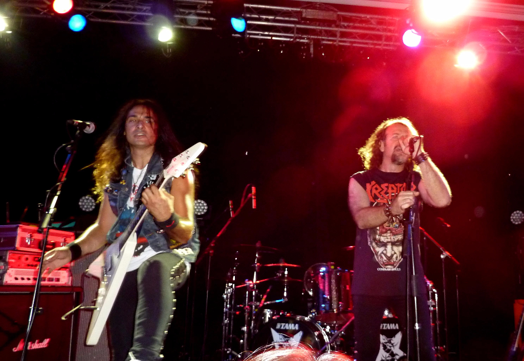 Supporting Sepultura 47