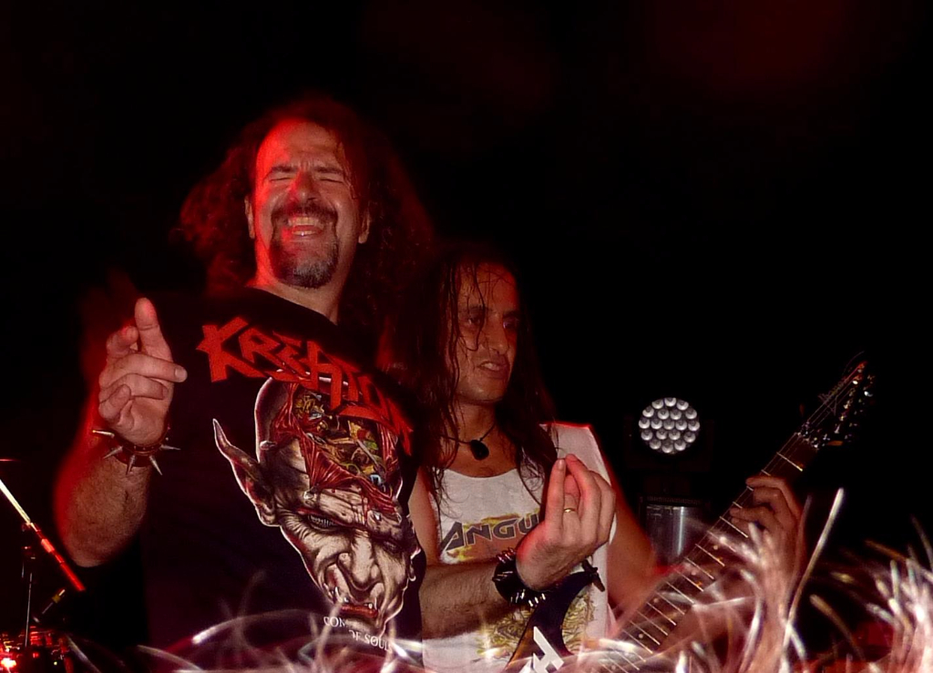 Supporting Sepultura 49