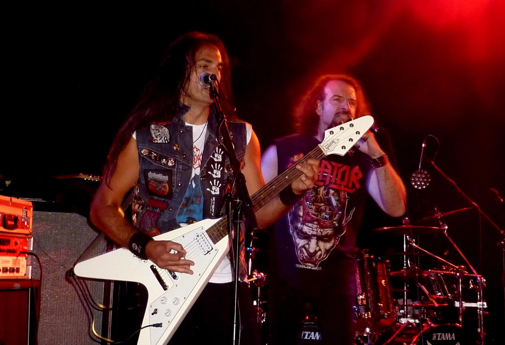 Supporting Sepultura 51