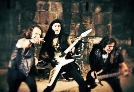 Rage - Making of Videoclip 2