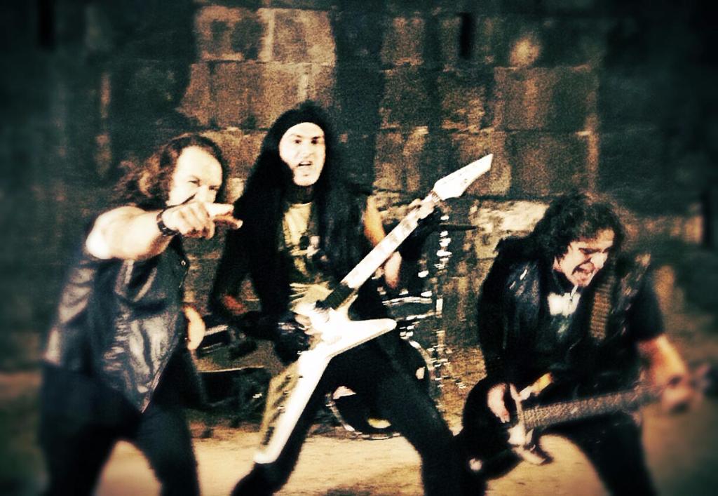 Rage - Making of Videoclip 14
