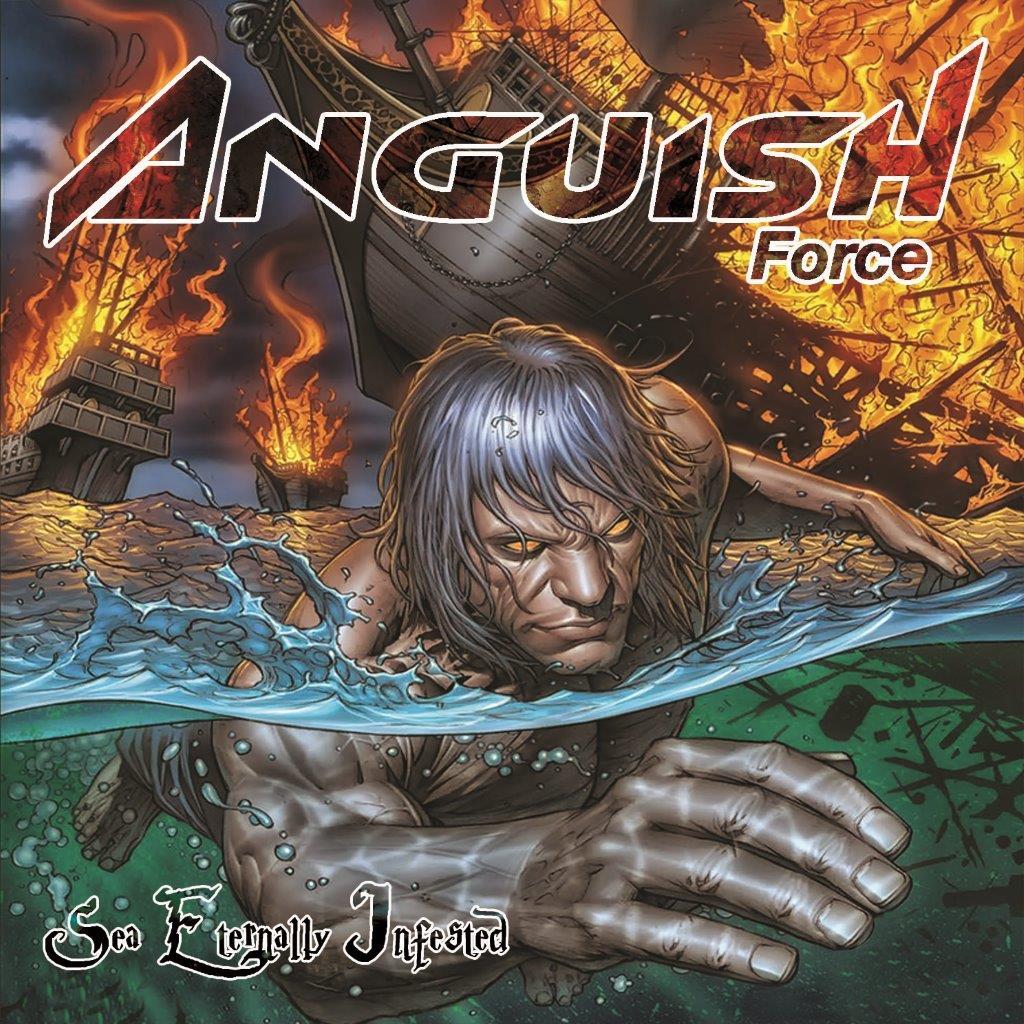 Anguish Force – Sea Eternally Infested (metalloitaliano.it)