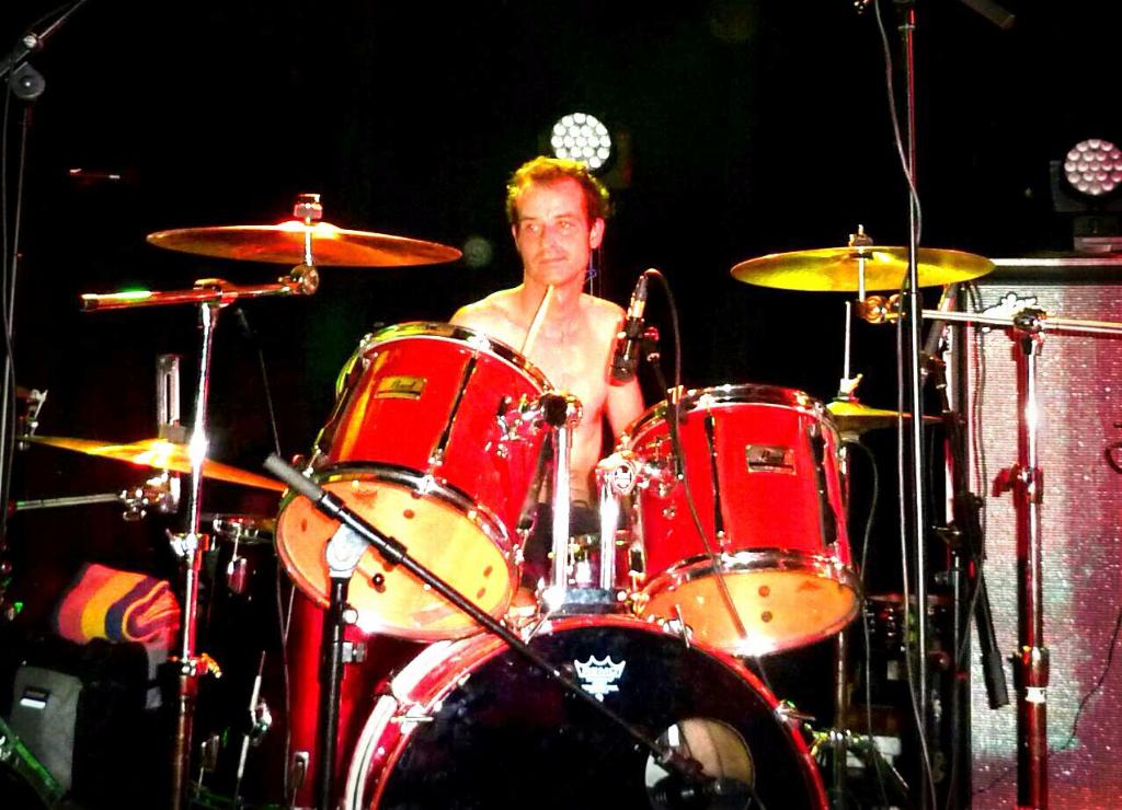 PEMMEL - drums 44