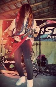 LGD - guitar 36