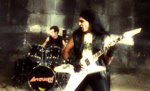 Rage - Making of Videoclip 9
