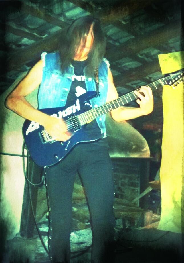 LUCK AZ - guitar 46