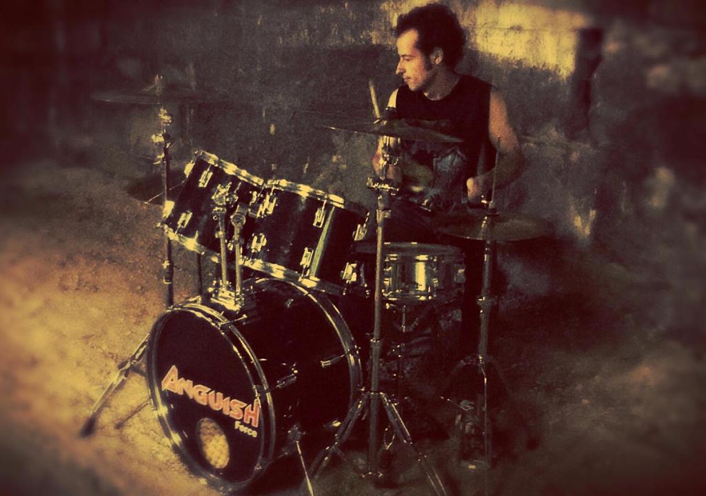 PEMMEL - drums 35