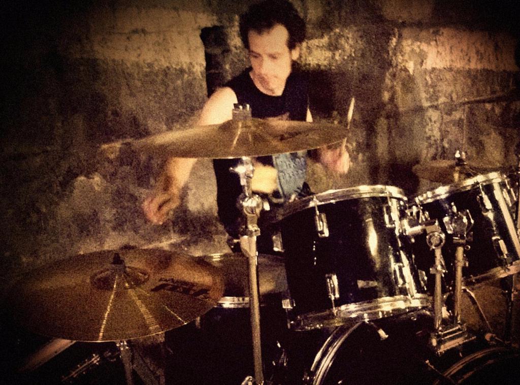 PEMMEL - drums 36
