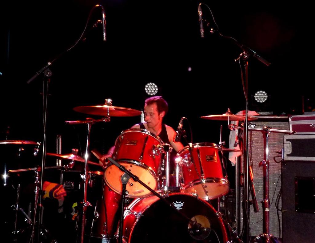 PEMMEL - drums 43
