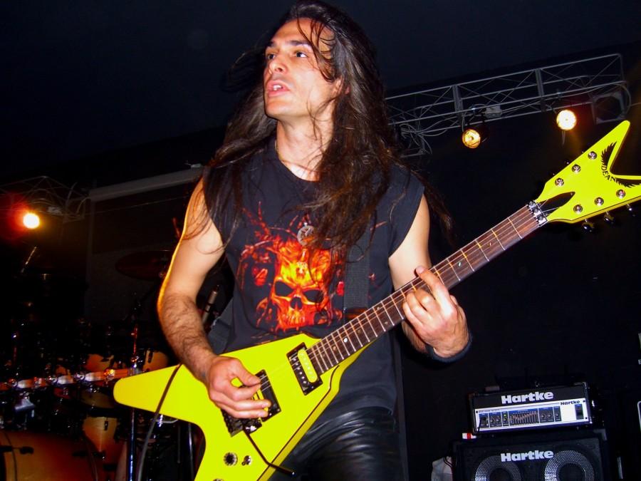 LGD - guitar 166