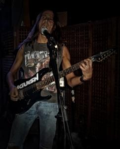 LUCK AZ - guitar 2