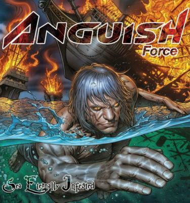 Anguish Force 5