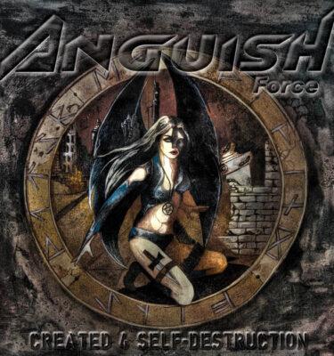 Anguish Force 12