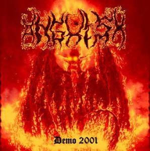 Anguish Force - Demo 2001 1