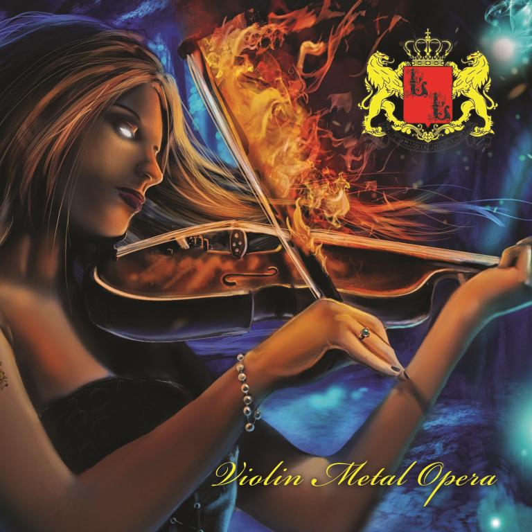 L&L - Violin Metal Opera 1