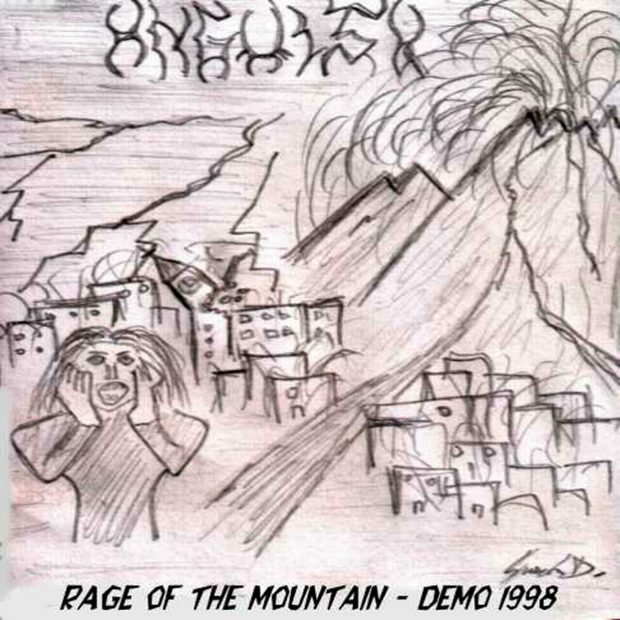 Rage of the Mountain - Demo 1998 1