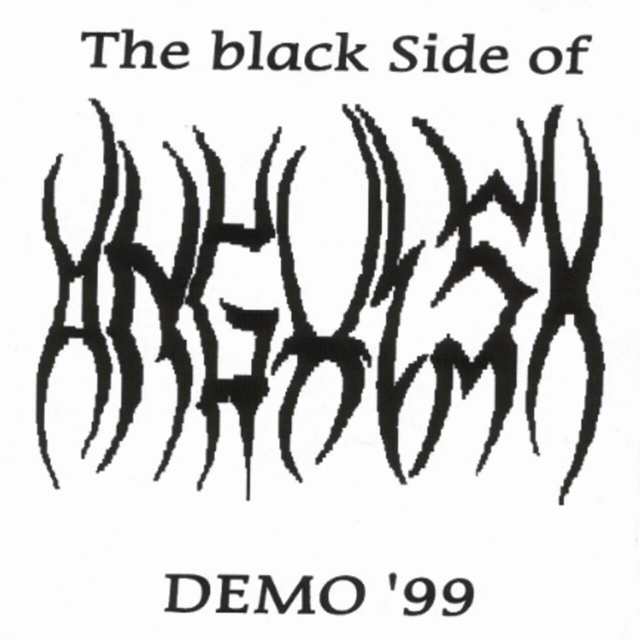 The black side of Anguish - Demo '99 1