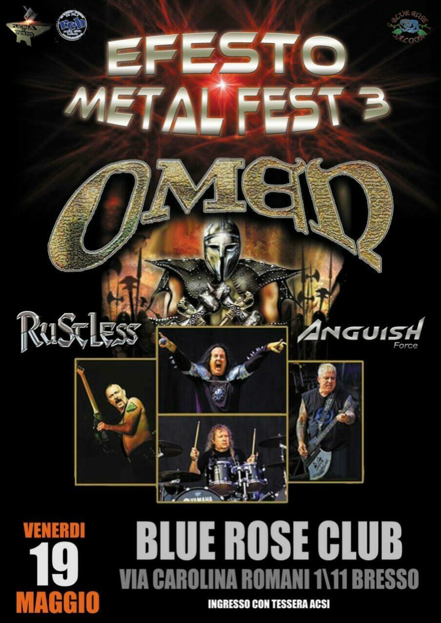 Efesto Metal Fest 3