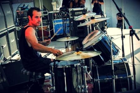 PEMMEL - drums 17