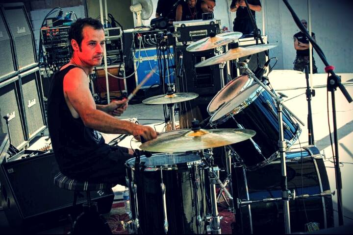 PEMMEL - drums 48
