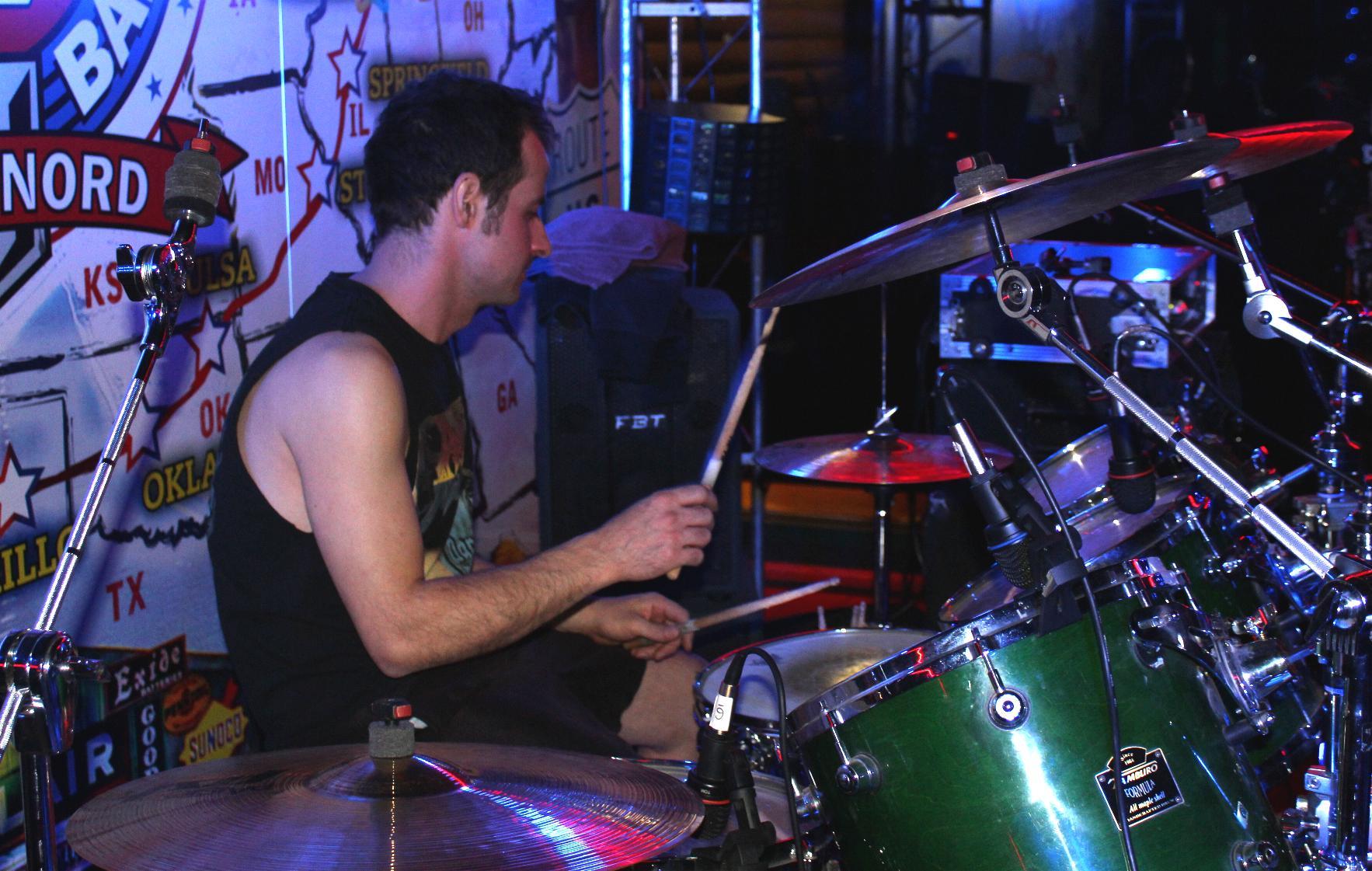 PEMMEL - drums 56