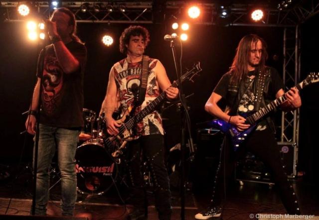 Raining Blood Night - Livestage Innsbruck 60