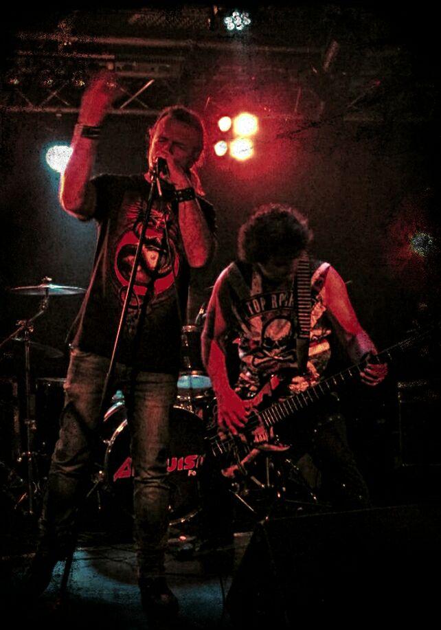Raining Blood Night - Livestage Innsbruck 125