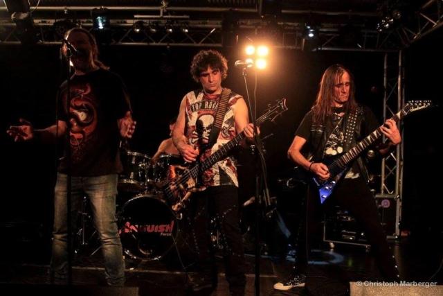Raining Blood Night - Livestage Innsbruck 57