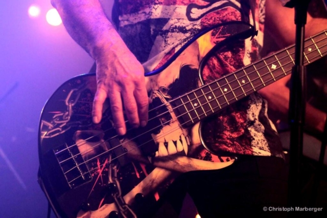 Raining Blood Night - Livestage Innsbruck 3