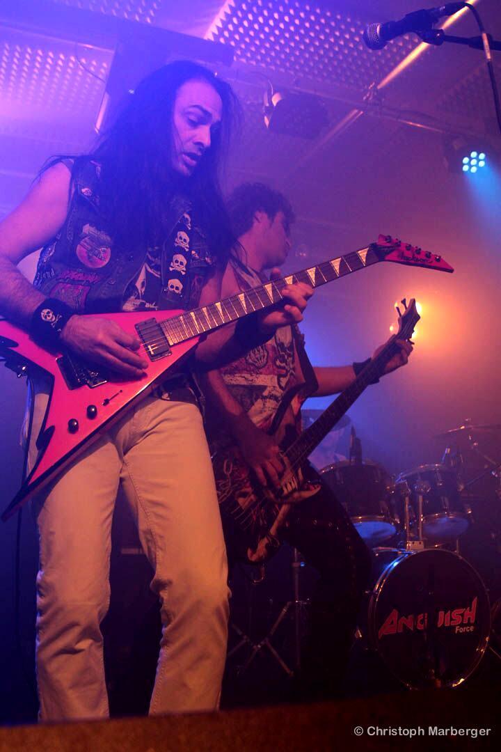 Raining Blood Night - Livestage Innsbruck 70