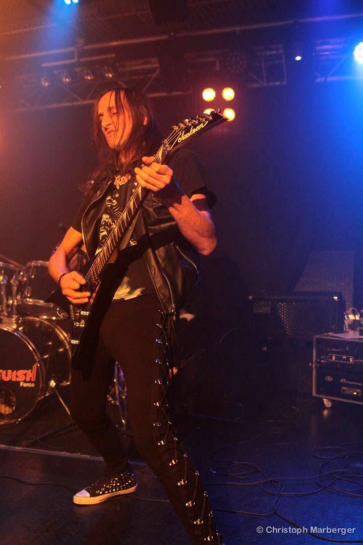 Raining Blood Night - Livestage Innsbruck 76